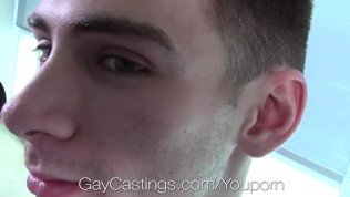 GayCastings Nick the Mighty Steele fucked by casting agent